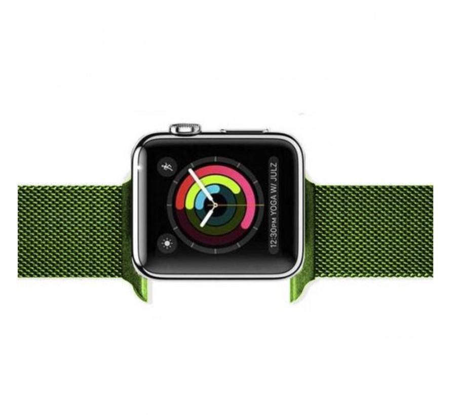 Apple watch milanese band - groen