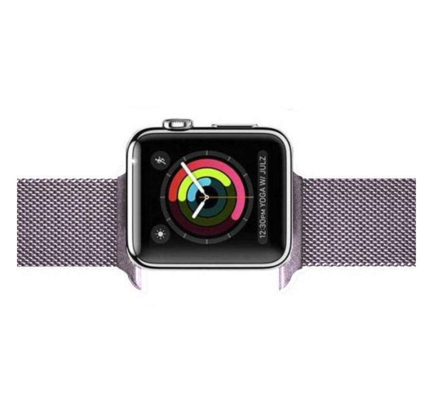 Apple watch milanese band - lavender