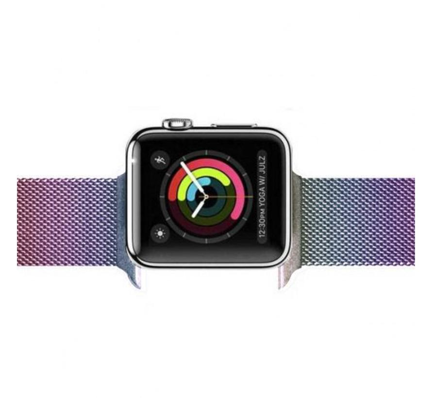 Apple watch milanese band - colorful