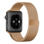 123Watches Apple watch milanese band - or rose
