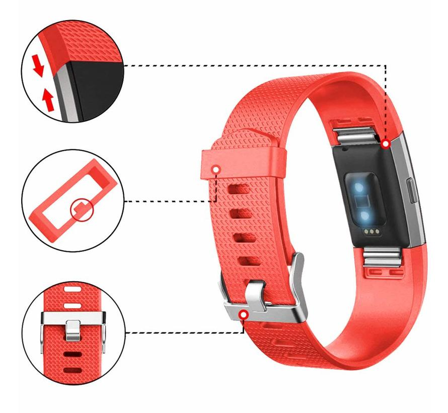 Fitbit charge 2 sport band - oranje