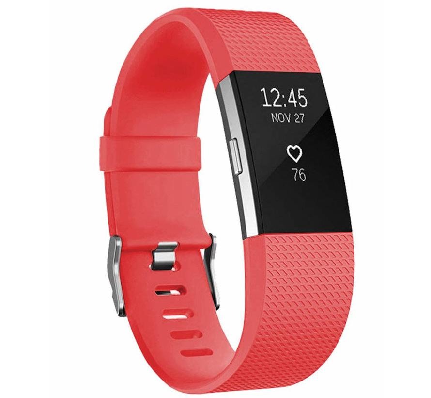 Fitbit charge 2 sport band - orange