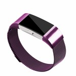 123Watches Fitbit charge 2 milanese band - paars