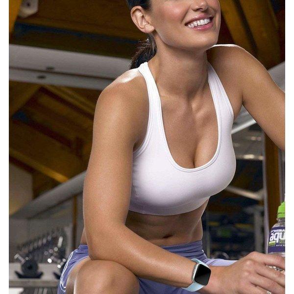 123Watches Fitbit versa sport band - minze