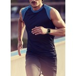 123Watches Fitbit versa sport band - slate