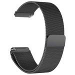 123Watches Fitbit versa milanese band - noir