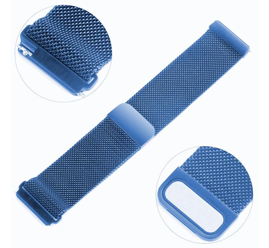 Fitbit versa milanese band - blue