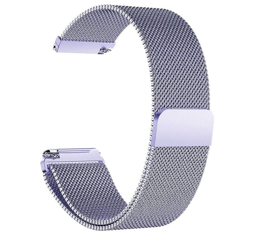 Fitbit versa milanese band - lavender