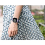 123Watches.nl Fitbit versa milanese band - lavender