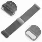 123Watches.nl Fitbit versa milanese band - space black