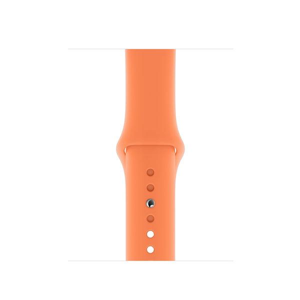 123Watches.nl Apple watch sport band - papaya
