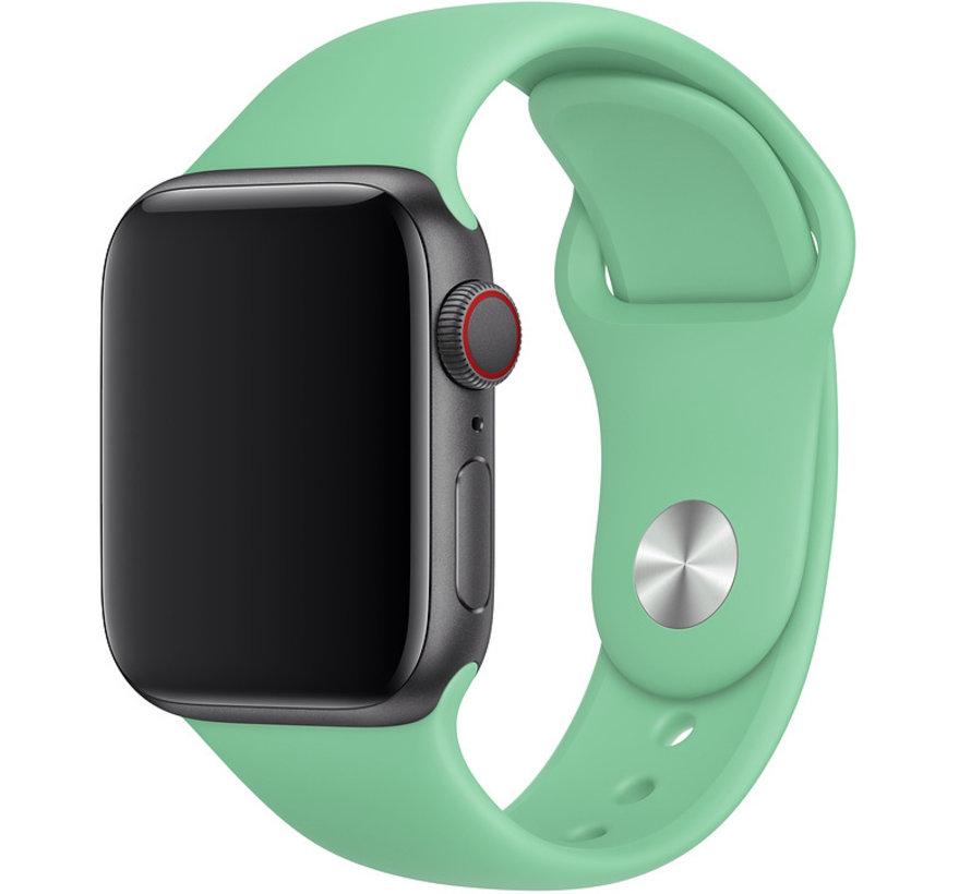 Apple watch sport band - spearmint