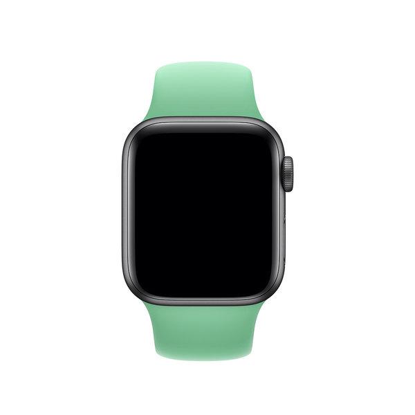 123Watches Apple watch sport band - grüne Minze