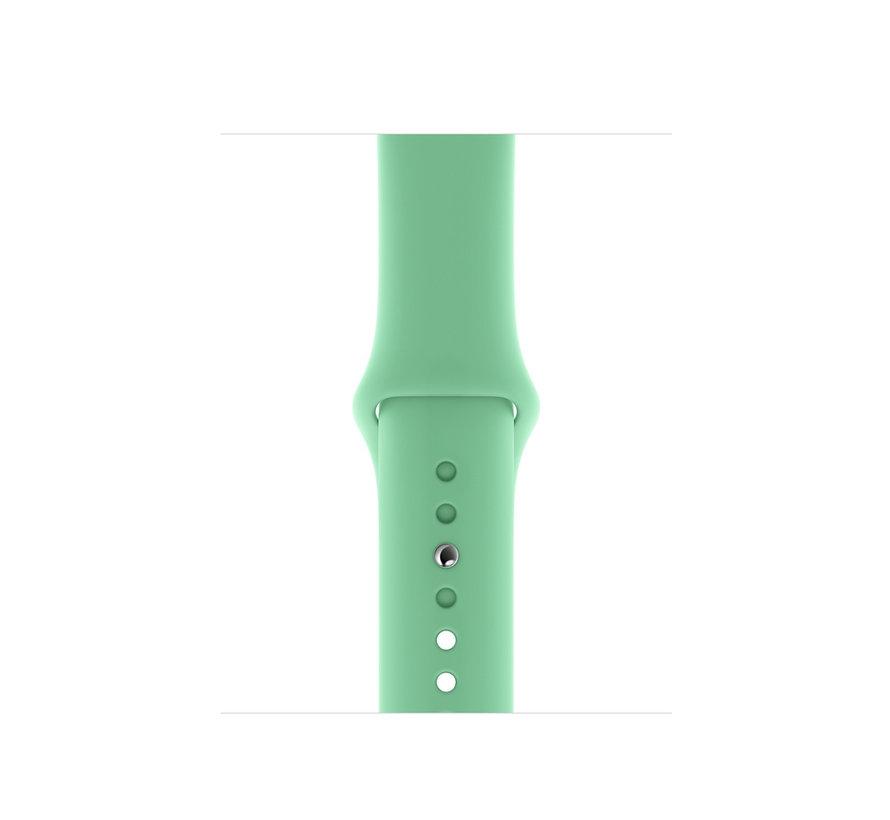 Apple watch sport band - grüne Minze
