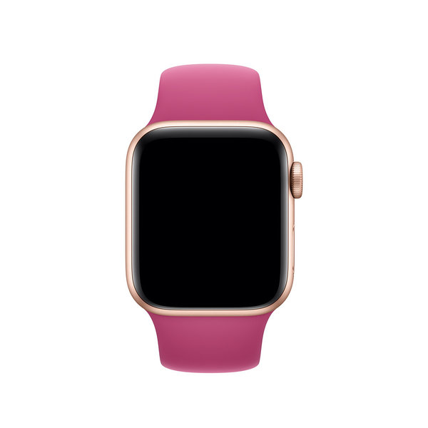123Watches.nl Apple watch sport band - dragon fruit