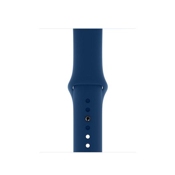 123Watches Apple watch sport band -  blue horizon
