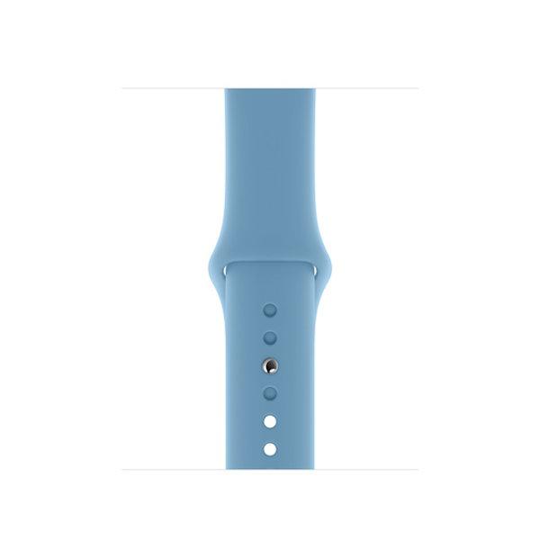 123Watches Apple Watch sport sangle - cornflower