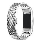 123Watches Fitbit charge 3 & 4 dragon échantillons lien - argent