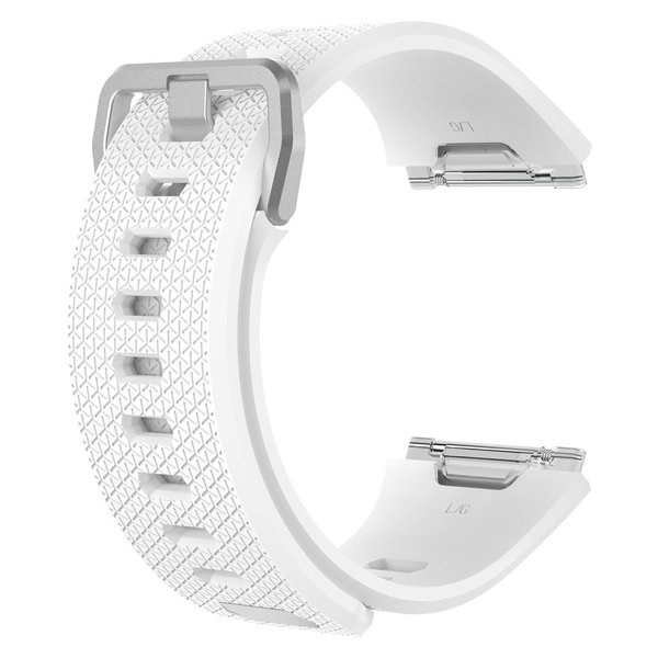 123Watches Fitbit Ionic sport band - white