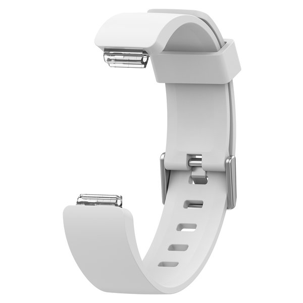 123Watches Fitbit Inspire sport band - wit