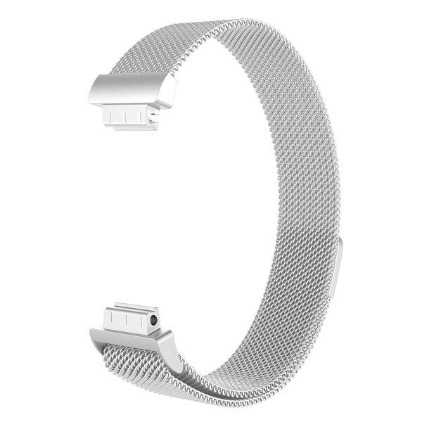 123Watches Fitbit Inspire milanese band - silver