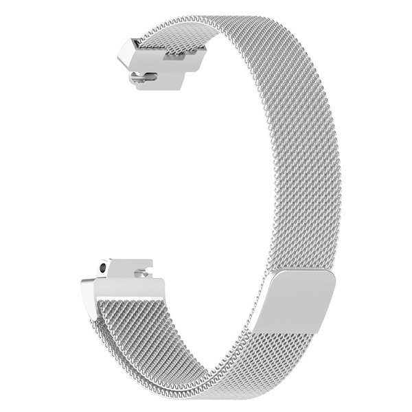 123Watches Fitbit Inspire milanese band - zilver