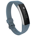 123Watches Fitbit Alta sport band - leisteen