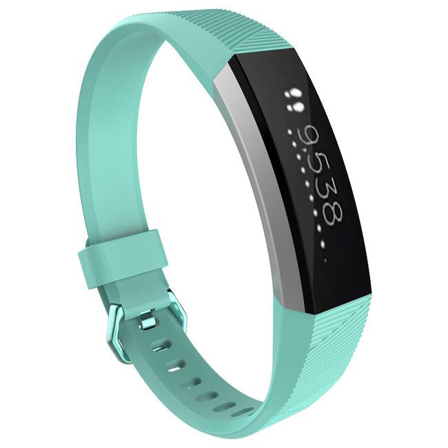 Merk 123watches Fitbit Alta sport band - blue