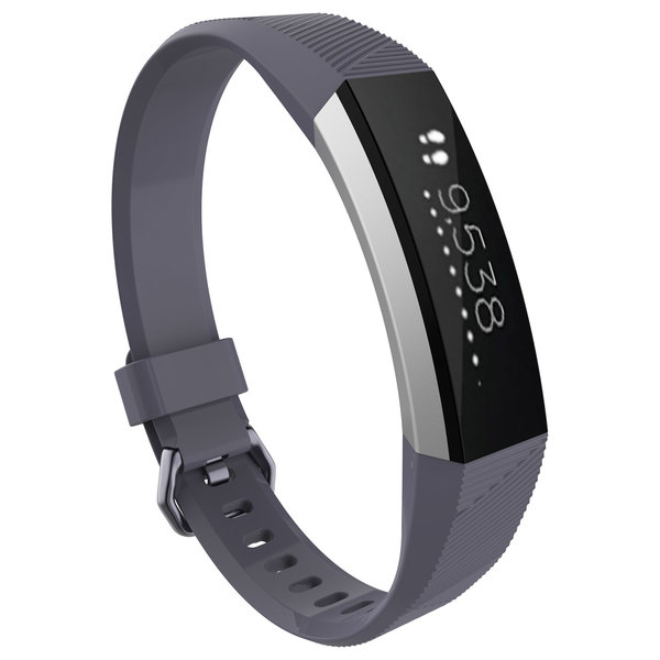 123Watches Fitbit Alta sport sangle - gris