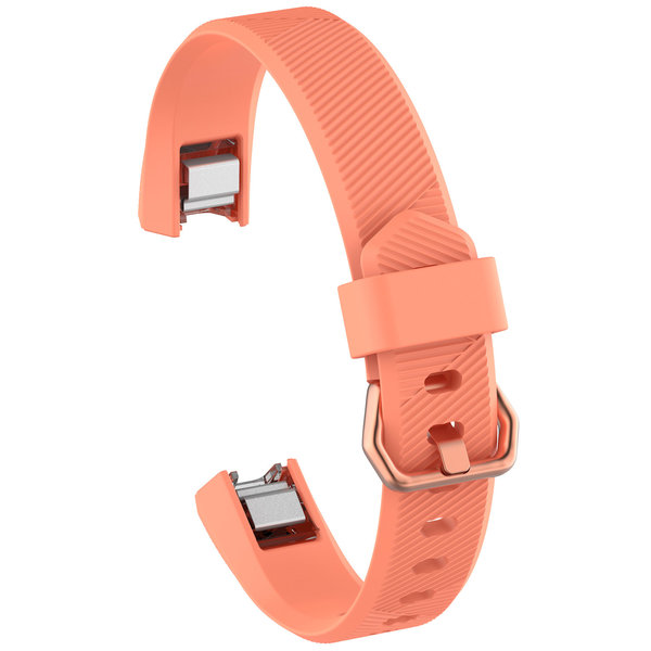 123Watches Fitbit Alta sport sangle - corail