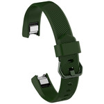 123Watches Fitbit Alta sport band - army green