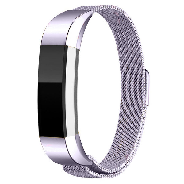 123Watches Fitbit Alta milanese band - lavender