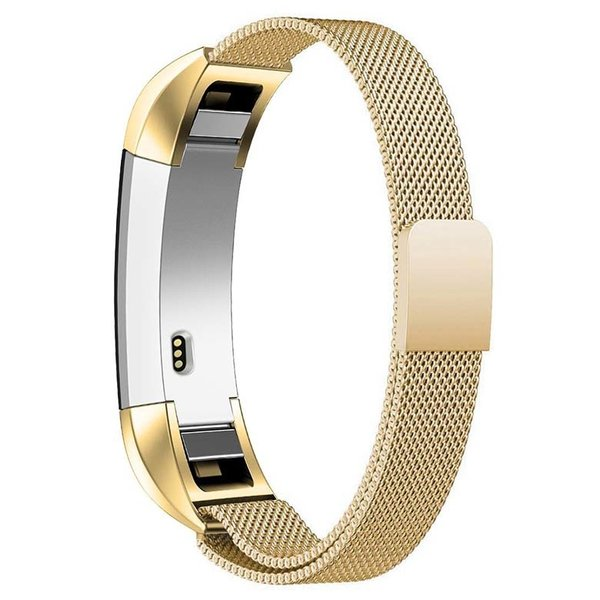 123Watches Fitbit Alta milanese band - goud