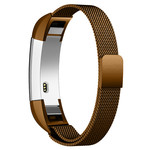 123Watches Fitbit Alta milanese band - marron