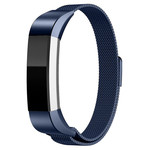 123Watches Fitbit Alta milanese band - blauw