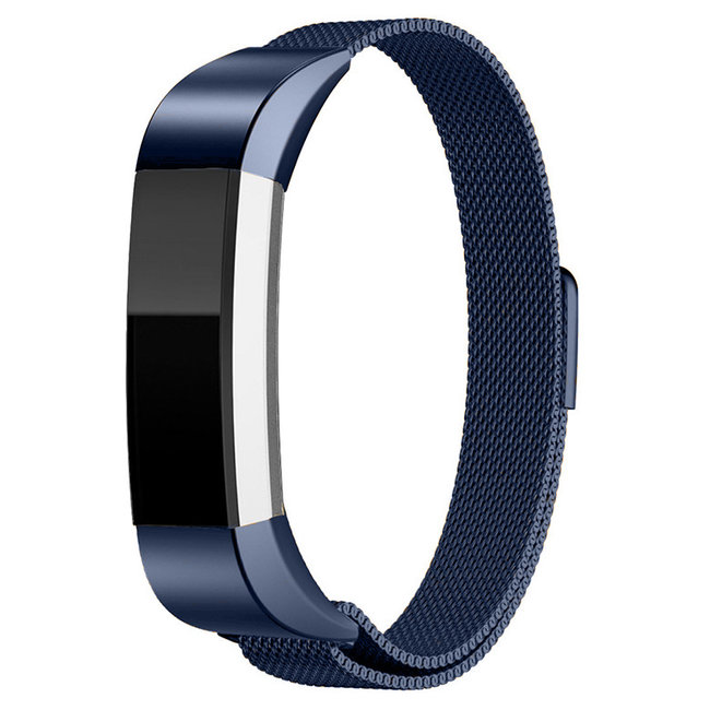Fitbit Alta milanese band - blue