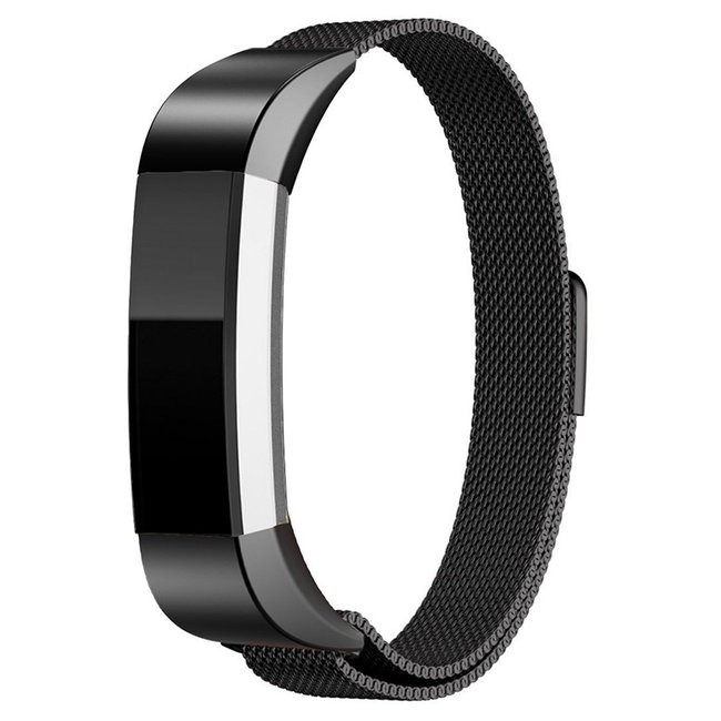 Fitbit Alta milanese band - black