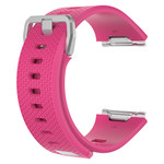 123Watches Fitbit Ionic sport band - roze