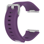 123Watches Fitbit Ionic sport band - purple