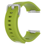 123Watches Fitbit Ionic sport band - green