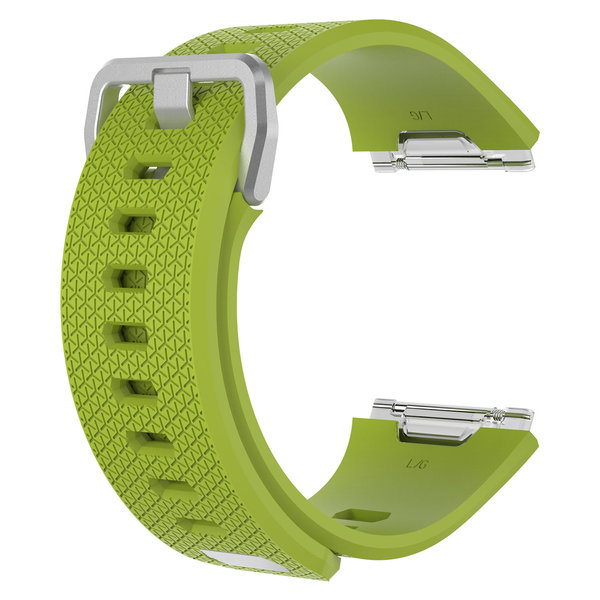 123Watches.nl Fitbit Ionic sport sangle - vert
