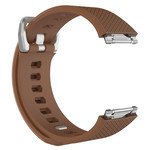 123Watches.nl Fitbit Ionic sport band - brown