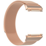 123Watches.nl Fitbit Ionic milanese band - Roségold