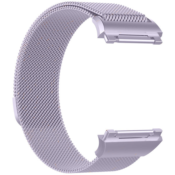 123Watches.nl Fitbit Ionic milanese band - lavendel