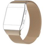 123Watches.nl Fitbit Ionic milanese band - champagner