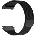 123Watches Fitbit Ionic milanese band - black