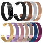 123Watches.nl Fitbit Inspire milanese band - lila