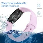 123Watches.nl Fitbit Inspire sport silicone bande - la lavande