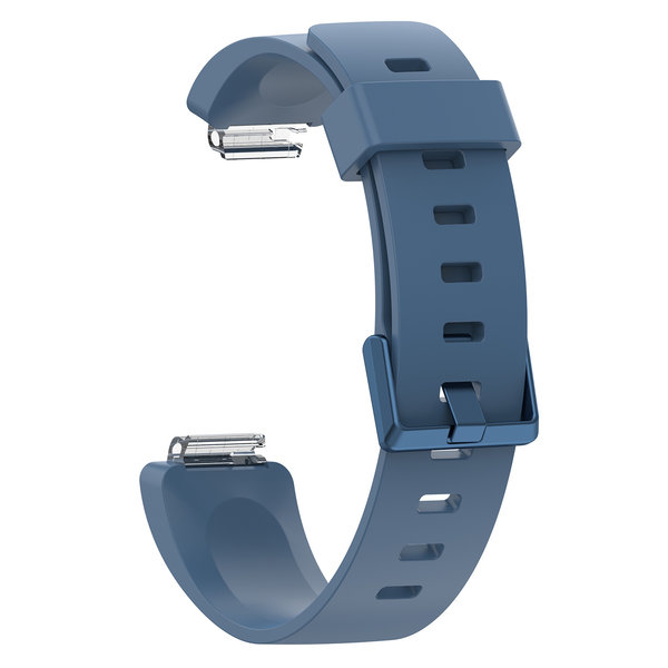 123Watches.nl Fitbit Inspire sport band - Schiefer