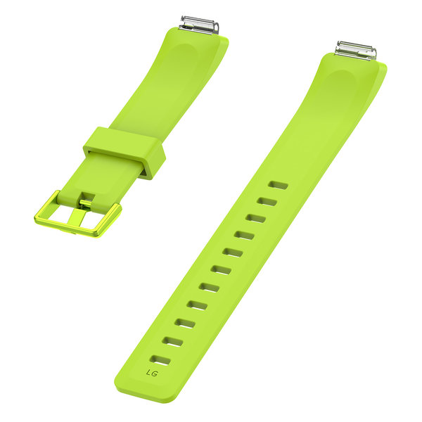 123Watches.nl Fitbit Inspire sport sangle - vert